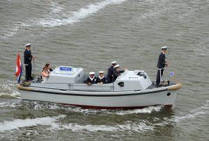 Motorboot Trompje