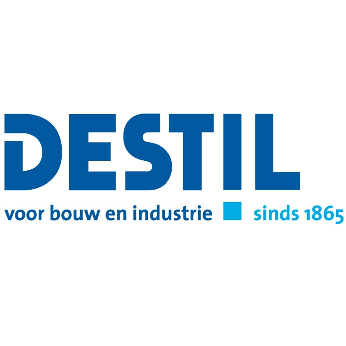 Logo Destil sinds def!